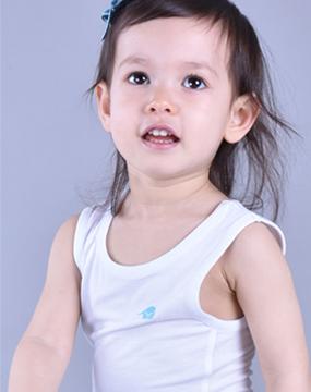 小蓝象儿童万博X手机下载内衣背心EB011203