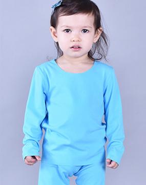 小蓝象宝宝内衣女童睡衣